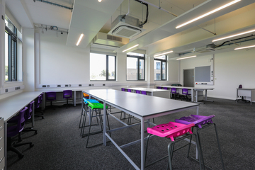 Art Rooms (x4) - The Deanery CE Academy - Swindon - 3 - SchoolHire