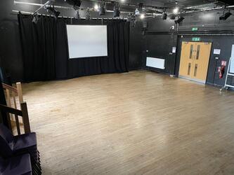 Drama Studio - SLS @ Ravens Wood School - Bromley - 1 - SchoolHire