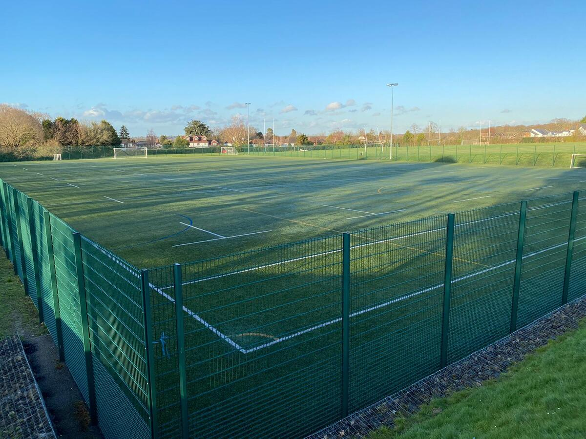 3G Pitch  - SLS @ Ravens Wood School - Bromley - 2 - SchoolHire