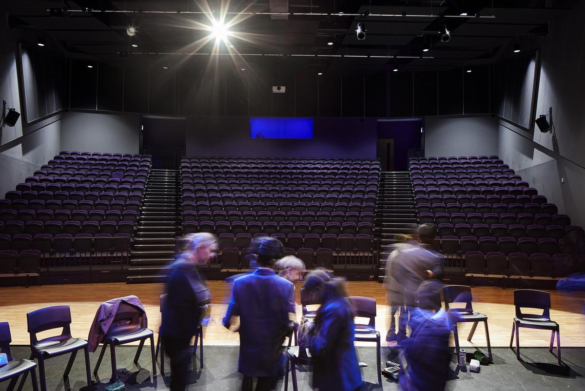 Theatre - The Deanery CE Academy - Swindon - 1 - SchoolHire