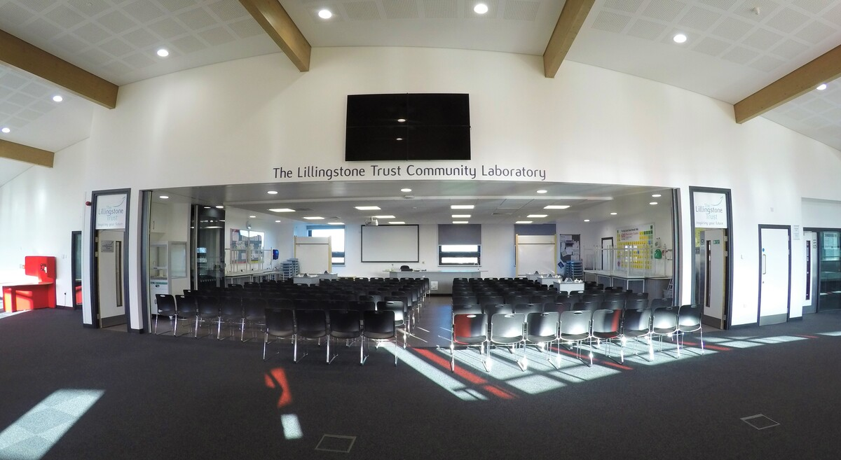 Discovery Centre Lillingstone Trust Community Lab - Royal Latin School - Buckinghamshire - 1 - SchoolHire
