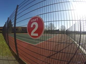 Sports Court 2 - Royal Latin School - Buckinghamshire - 1 - SchoolHire