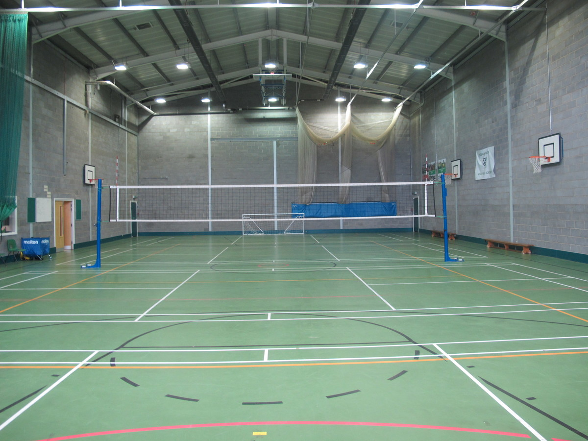 Sports Hall - Thomas More Catholic School - Croydon - 1 - SchoolHire