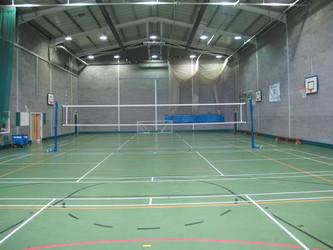 Sports Hall - Thomas More Catholic School - Croydon - 1 - SchoolHire