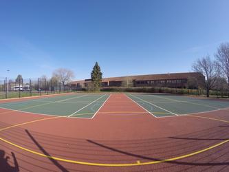 Sports Court 2 - Royal Latin School - Buckinghamshire - 2 - SchoolHire