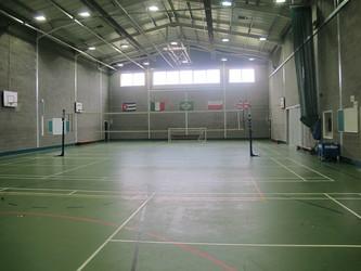 Sports Hall - Thomas More Catholic School - Croydon - 2 - SchoolHire