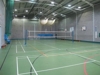 Sports Hall - Thomas More Catholic School - Croydon - 3 - SchoolHire