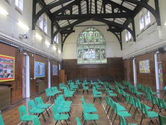 Hall - Pritchard - Thomas More Catholic School - Croydon - 1 - SchoolHire