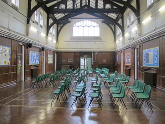 Hall - Pritchard - Thomas More Catholic School - Croydon - 2 - SchoolHire