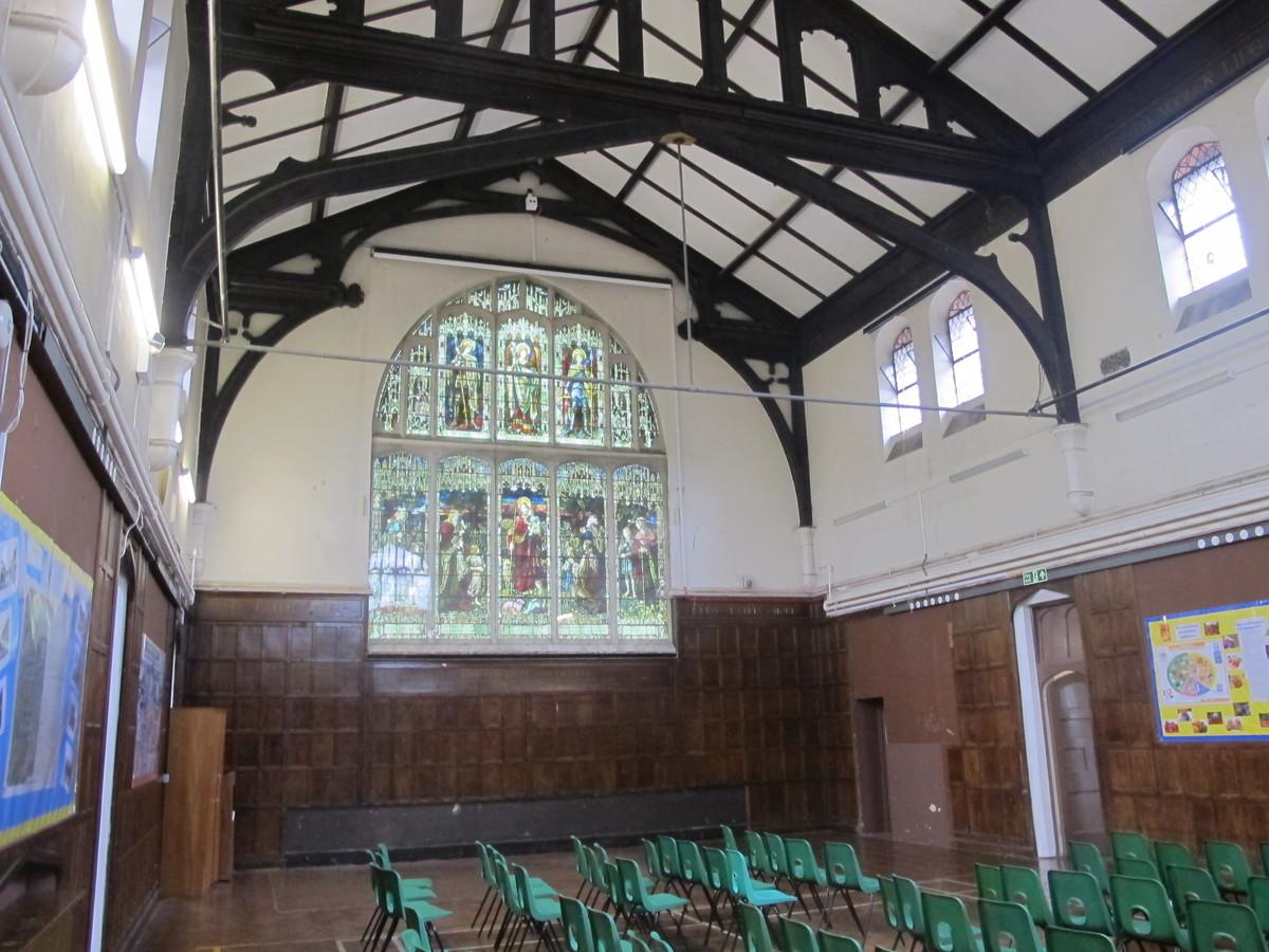 Hall - Pritchard - Thomas More Catholic School - Croydon - 4 - SchoolHire