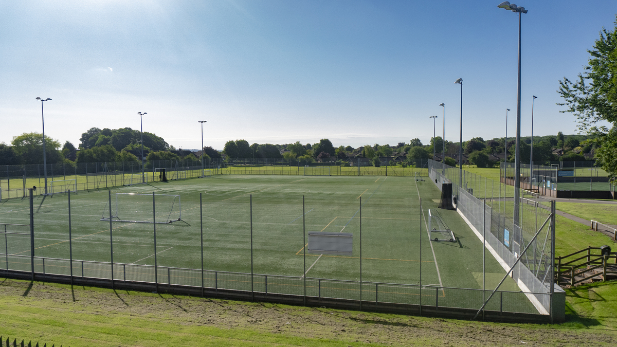 3G Football Pitch A (11-a-side) - Kimberley School - Nottinghamshire - 1 - SchoolHire