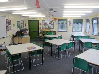 Classrooms - P Block - Thomas More Catholic School - Croydon - 3 - SchoolHire
