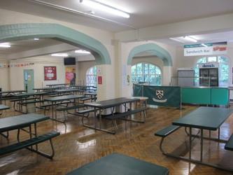 Dining Hall - Thomas More Catholic School - Croydon - 3 - SchoolHire