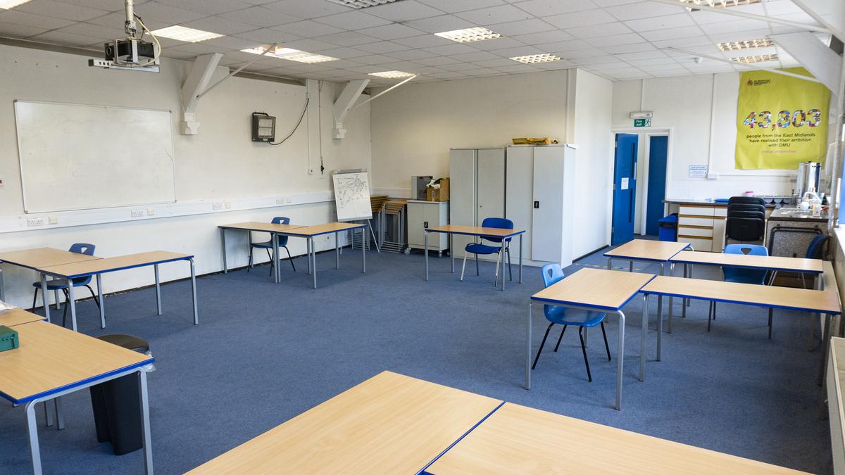 Community Room - Kimberley School - Nottinghamshire - 1 - SchoolHire