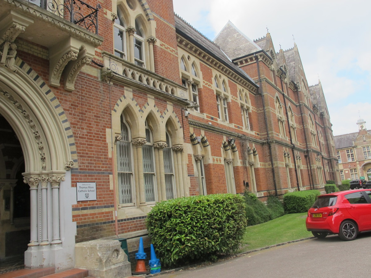Thomas More Catholic School - Croydon - 3 - SchoolHire