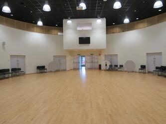 Main Hall - Darwen Vale High School - Lancashire - 1 - SchoolHire