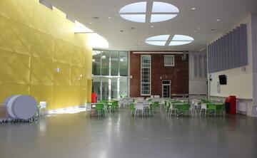 Dining Hall - Darwen Vale High School - Lancashire - 1 - SchoolHire