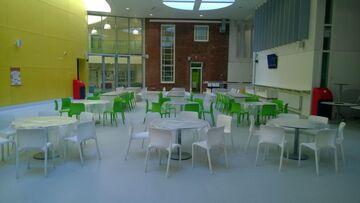 Dining Hall - Darwen Vale High School - Lancashire - 2 - SchoolHire