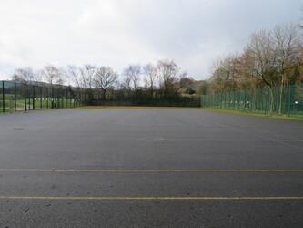 MUGA - Darwen Vale High School - Lancashire - 2 - SchoolHire
