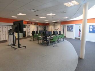 Communal Lounge - Darwen Vale High School - Lancashire - 2 - SchoolHire