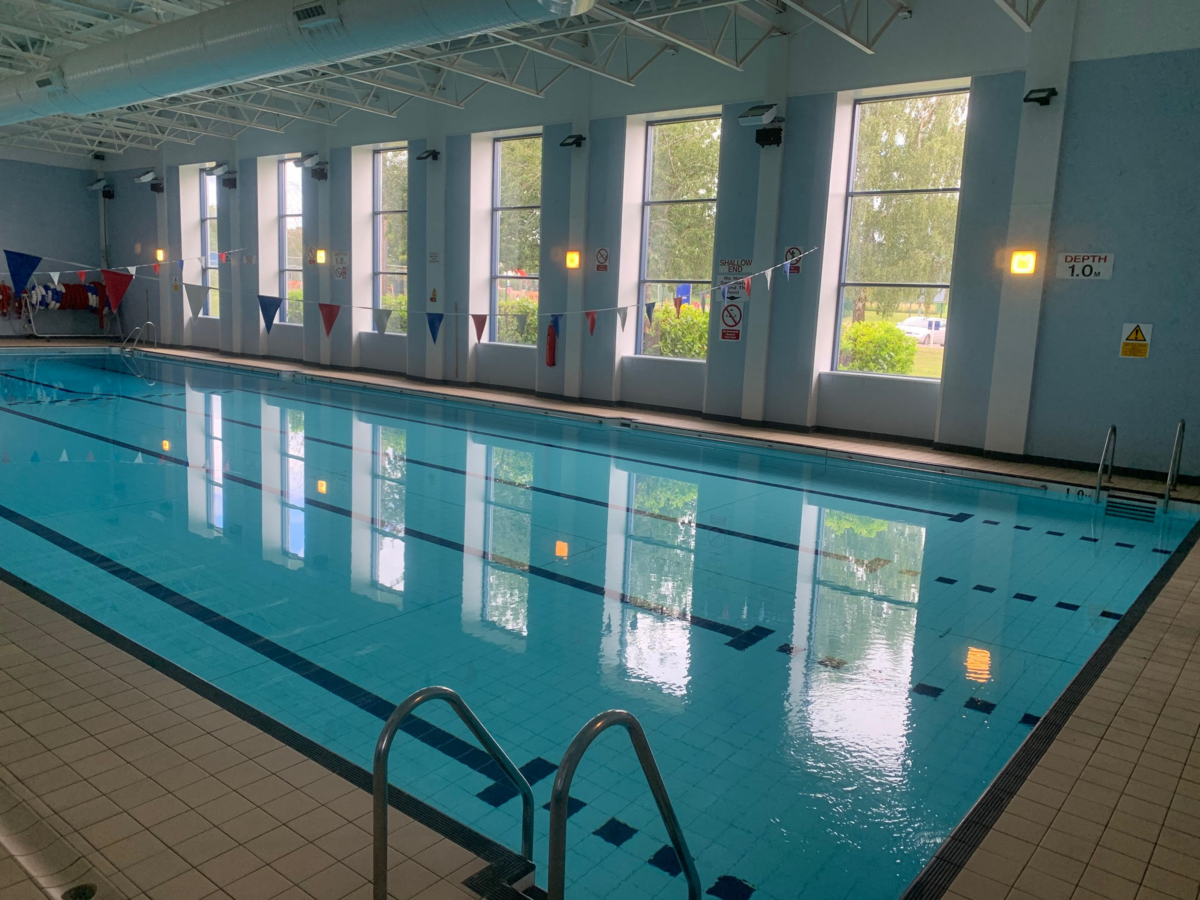 Swimming Pool - Brockworth Sports Centre - Gloucestershire - 2 - SchoolHire
