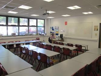 Classroom - School Building - St Margaret's C of E Academy - Liverpool - 1 - SchoolHire