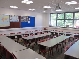 Classroom - School Building - St Margaret's C of E Academy - Liverpool - 2 - SchoolHire