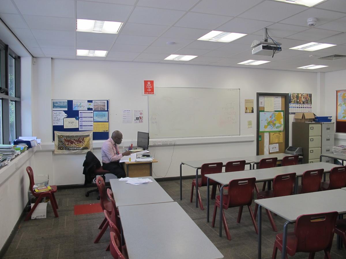 Classroom - School Building - St Margaret's C of E Academy - Liverpool - 3 - SchoolHire