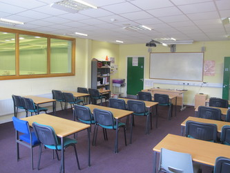 Classrooms - Sport Centre - St Margaret's C of E Academy - Liverpool - 1 - SchoolHire