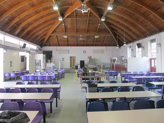 Dining Hall - St Margaret's C of E Academy - Liverpool - 1 - SchoolHire