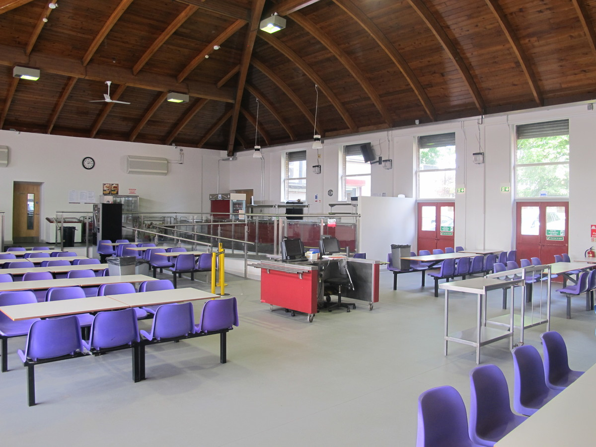 Dining Hall - St Margaret's C of E Academy - Liverpool - 3 - SchoolHire