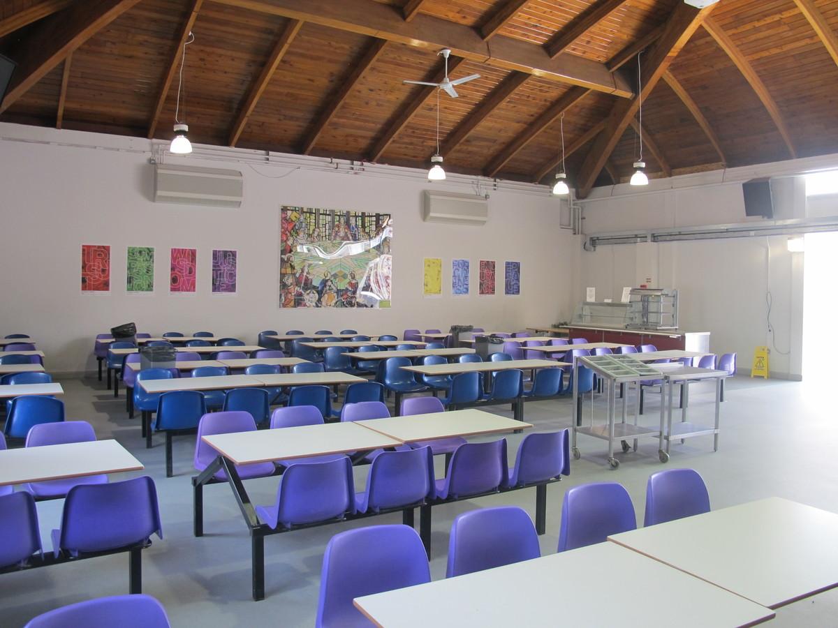 Dining Hall - St Margaret's C of E Academy - Liverpool - 4 - SchoolHire