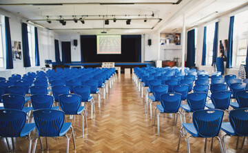 Assembly Hall - EDU @ Sale High School - Lancashire - 1 - SchoolHire