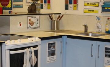 Cooking Room - EDU @ Sale High School - Lancashire - 1 - SchoolHire