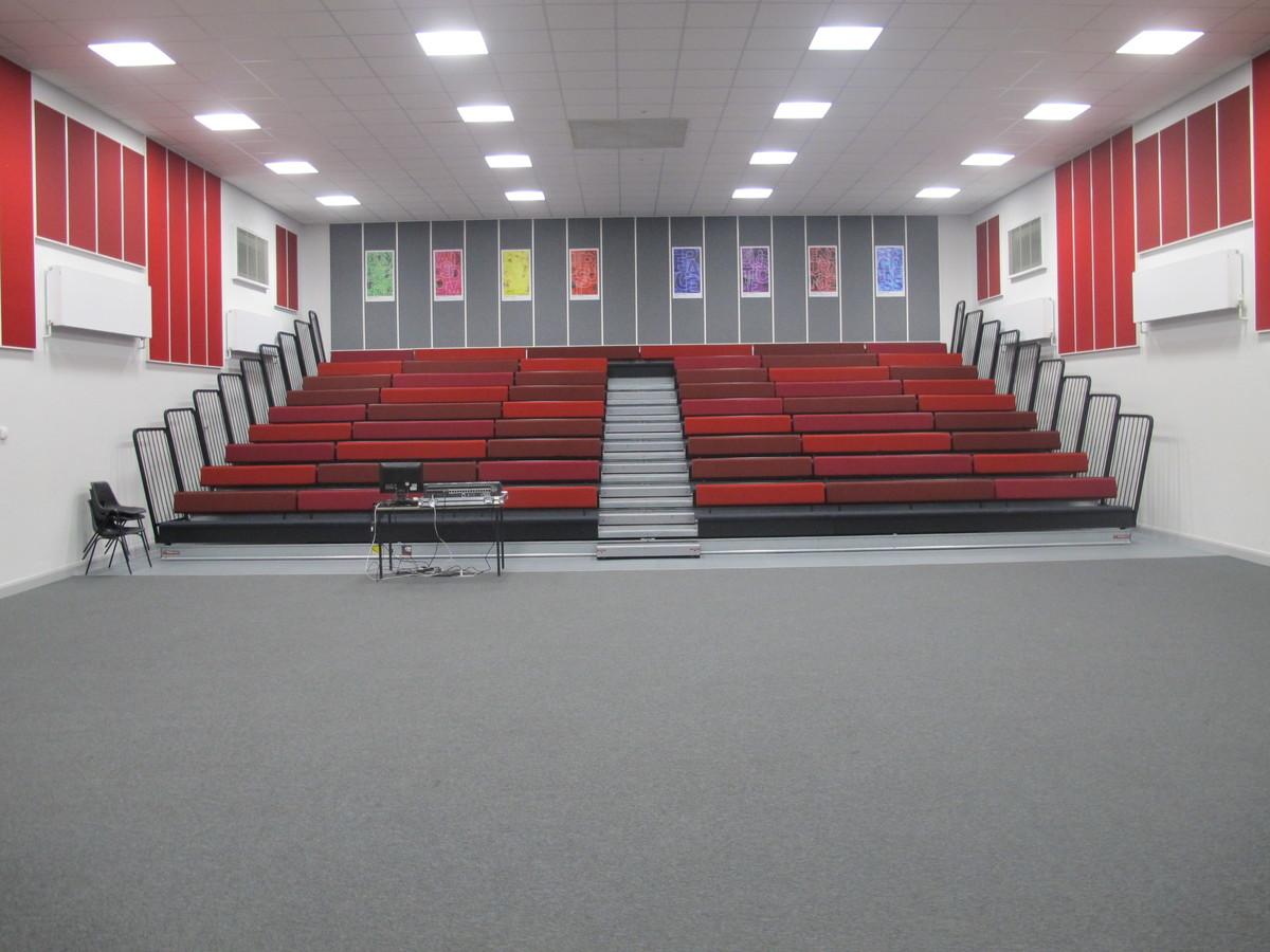 Drama Hall - St Margaret's C of E Academy - Liverpool - 2 - SchoolHire