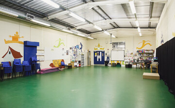 Dance Studio - EDU @ Sale High School - Lancashire - 1 - SchoolHire