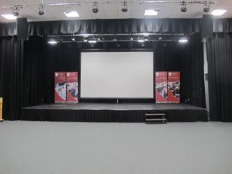 Drama Hall - St Margaret's C of E Academy - Liverpool - 3 - SchoolHire