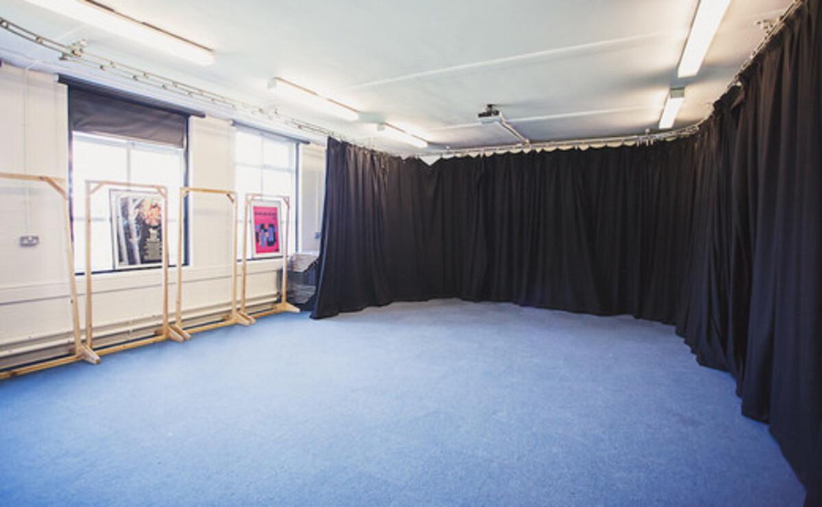 Drama Studio - EDU @ Sale High School - Lancashire - 1 - SchoolHire