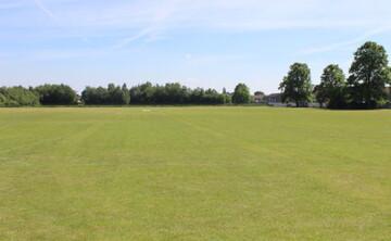 Grass Football Pitch - EDU @ Sale High School - Lancashire - 1 - SchoolHire