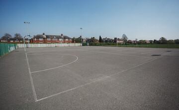 Tarmac Area - EDU @ Sale High School - Lancashire - 1 - SchoolHire