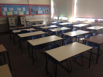 Classrooms - EDU @ Queens Park High School - Cheshire West and Chester - 2 - SchoolHire