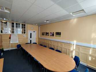 Conference Room - EDU @ Queens Park High School - Cheshire West and Chester - 1 - SchoolHire