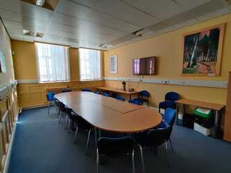 Conference Room - EDU @ Queens Park High School - Cheshire West and Chester - 3 - SchoolHire