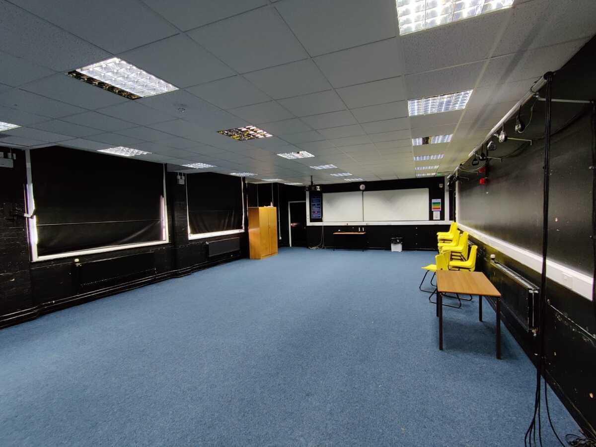 Drama Studio 1 - EDU @ Queens Park High School - Cheshire West and Chester - 3 - SchoolHire