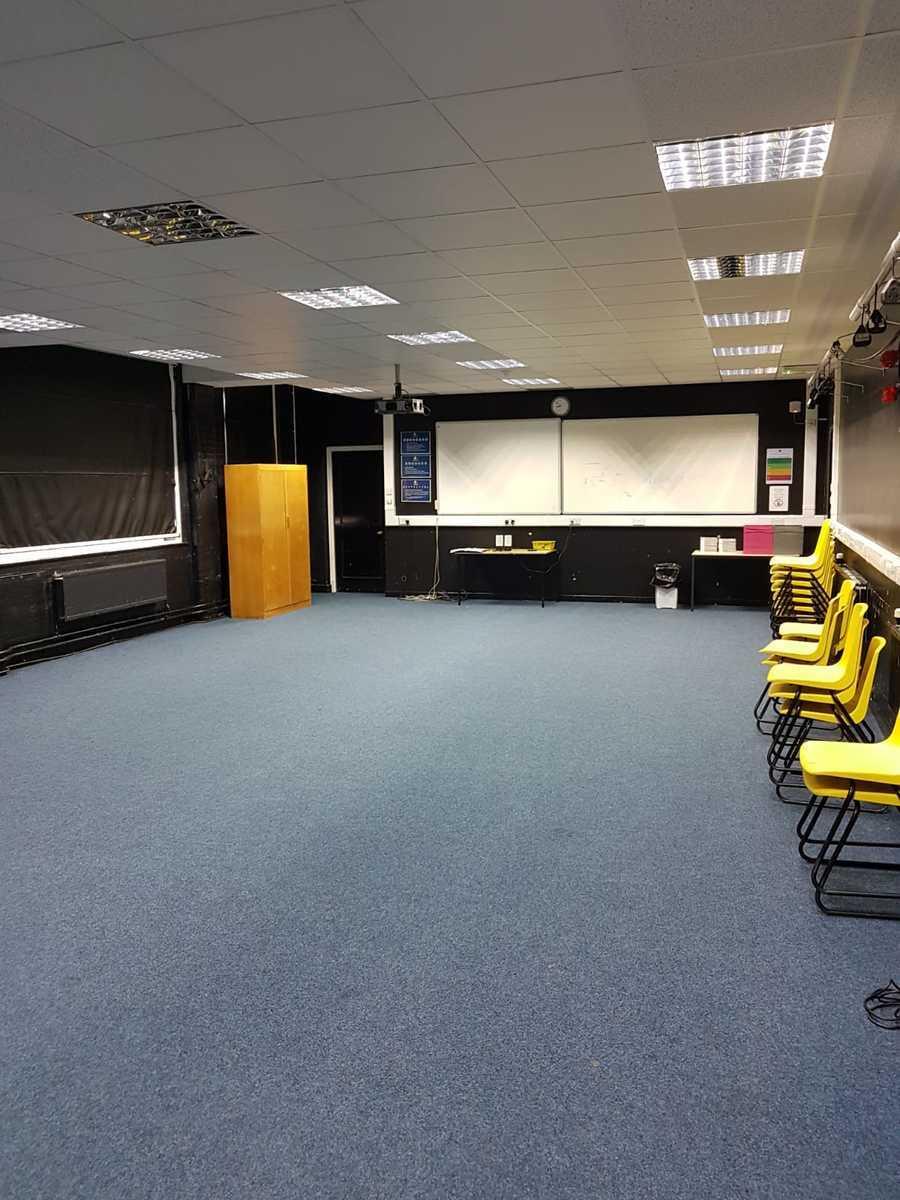 Drama Studio 1 - EDU @ Queens Park High School - Cheshire West and Chester - 4 - SchoolHire