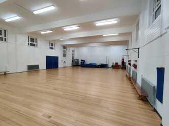 Gymnasium - EDU @ Queens Park High School - Cheshire West and Chester - 1 - SchoolHire