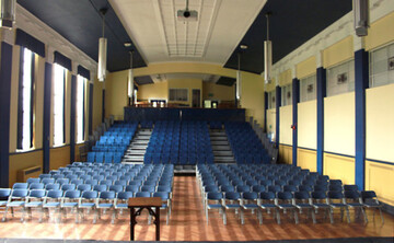 Main Hall - EDU @ Queens Park High School - Cheshire West and Chester - 2 - SchoolHire