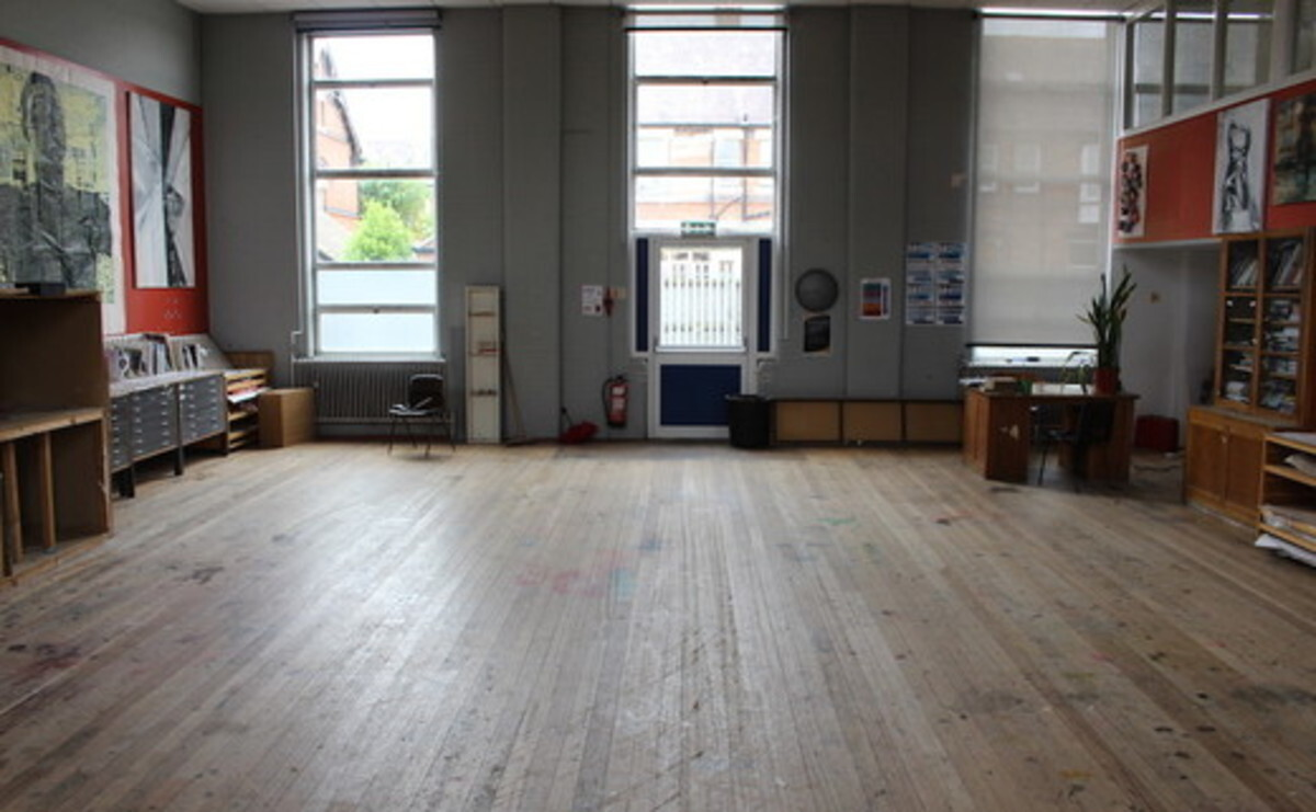 Multi Purpose Room - EDU @ Queens Park High School - Cheshire West and Chester - 1 - SchoolHire