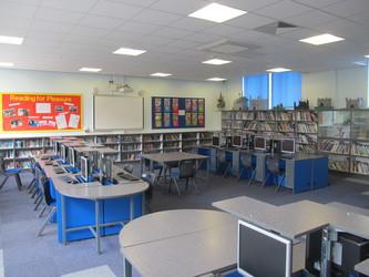 LRC - St Margaret's C of E Academy - Liverpool - 1 - SchoolHire