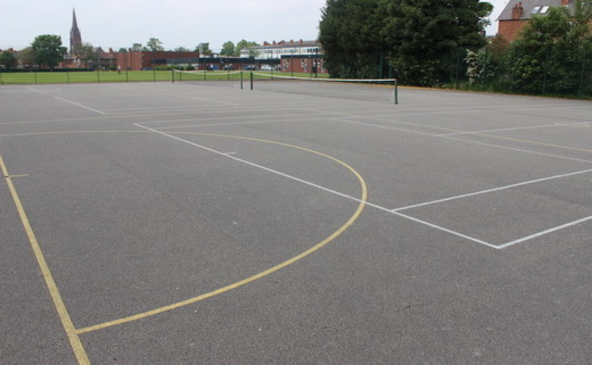 Tarmac Multi-Use Games Area - EDU @ Queens Park High School - Cheshire West and Chester - 1 - SchoolHire